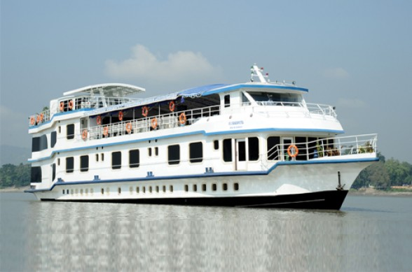 Evening And Dinner Cruise On The Brahmaputra River  Guwahati  TripPlatform