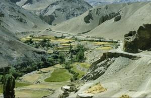 Ladakh in September1